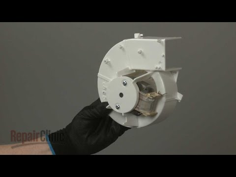 Cooling Fan Assembly - Kitchenaid Microwave #KMBP100ESS01