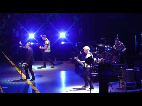 U2 July 11, 2015 25: One [Crowd sings for Bono] - Boston MA [Full Show]