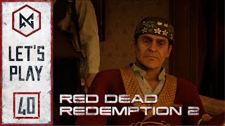 Angelo Bronte | Red Dead Redemption 2 (PC) | Blind Playthrough