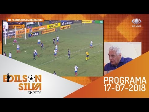 Os Donos da Bola Rio 17-07-18 - Íntegra