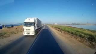 Дальнобой по России # Снова в Крым ч 1