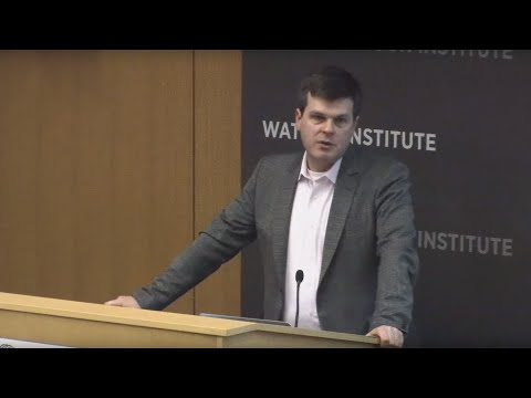 Out of the Shadows: Reforming NSA Surveillance ─ Timothy Edgar