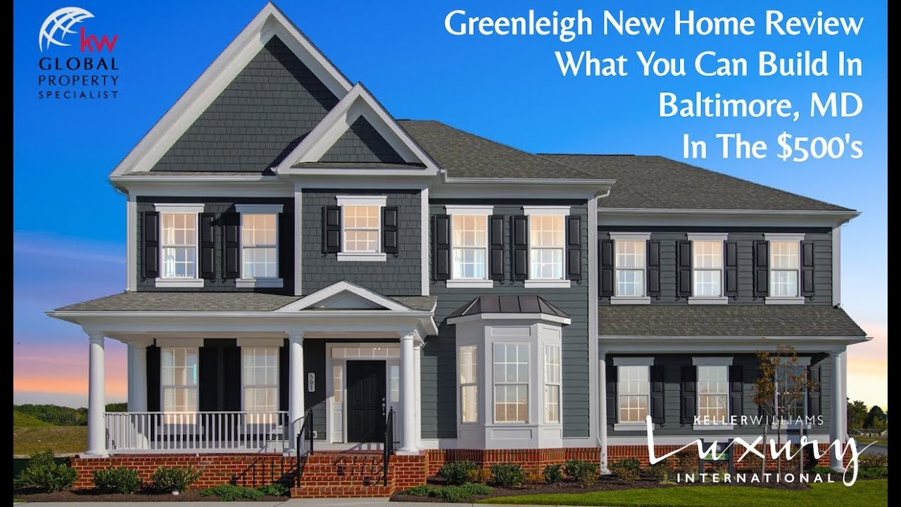 Greenleigh At Crossroads New Home Review ~ What You Can Build In ...