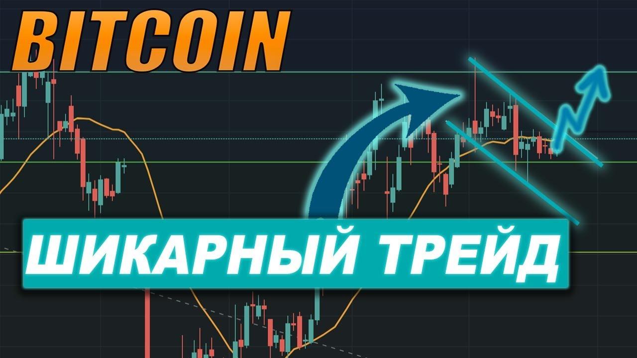Криптовалюта Bitcoin Будет РОСТ | Биткоин Прогноз