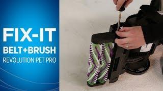 Bissell ProHeat 2X Revolution Pet Pro Deluxe /& Deluxe Pro Cleaner Belt Kit