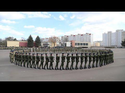 Belarus diễu binh mừng 75 năm Chiến thắng phát xít | VTC Now