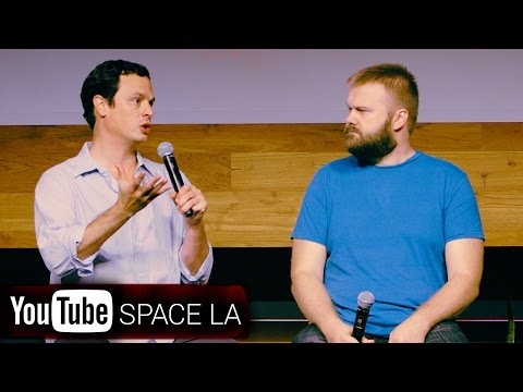 Robert Kirkman & David Alpert  On Creating in the Digital Medium