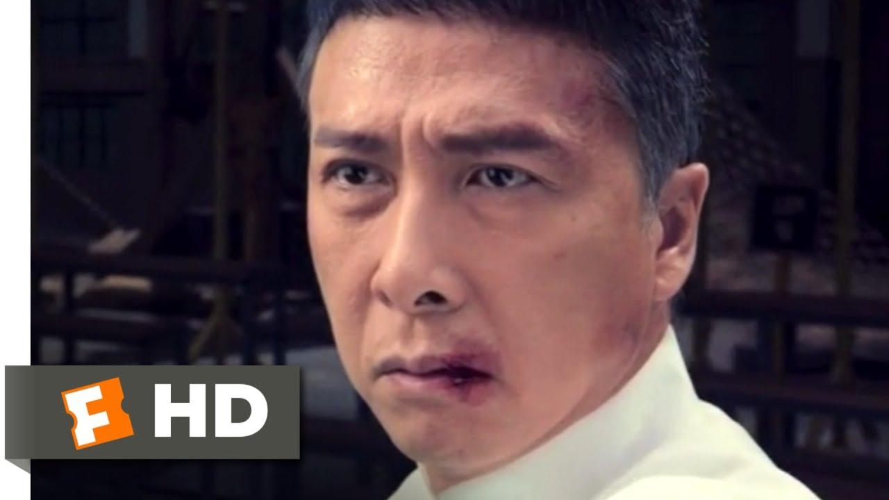 Download Ip Man 4: The Finale (2019) - Ip Man vs. Geddes Scene (9/10) | Movieclips