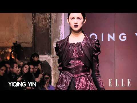 ELLE TV─2012 SS Yiqing Yin Haute Couture