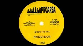 Nando Boom - Boom Remix (Reggae Panamá)