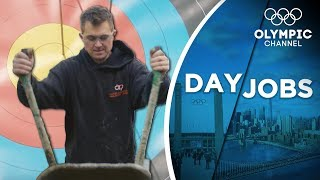 This Zimbabwean archer stays fit with his job as a builder | Day Jobs
