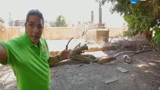 باب الخلق | محمود سعد يتفقد حال قبر محمود سامي البارودي مش هتصدقوا أكتشف أية
