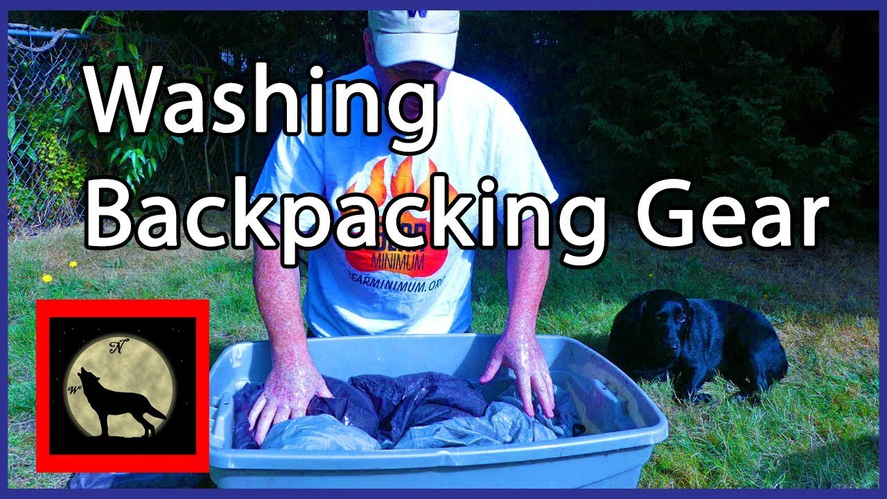 Tents and Tarps using Nikwax for the cleaning waterproofing and UV & Washing Backpacking Gear..Tents and Tarps using Nikwax for the ...