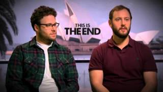 GO POP : Seth Rogen Interview + This Is The End