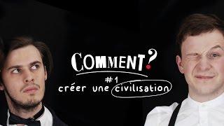 Comment créer une civilisation ? - Radio Guigue & Plo