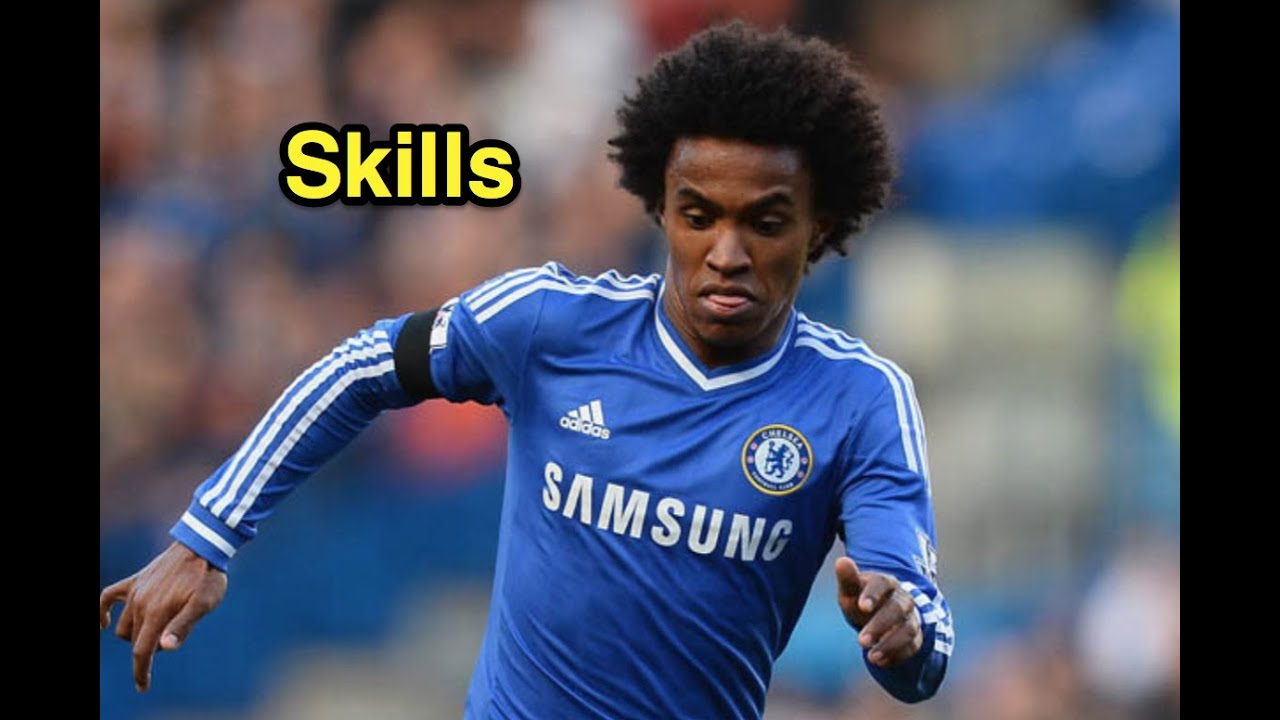 Willian Borges Ultimate Skills Show 2013 14 Chelsea FC HD