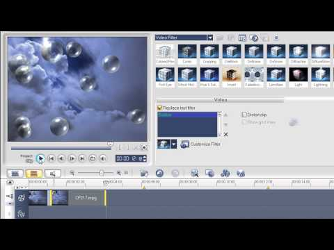 Ulead Video Studio 11 Tutorial