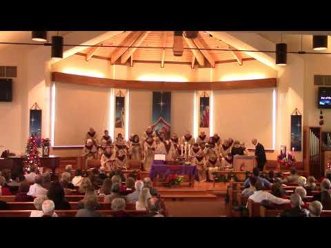 12-16-18 Cantata Choir Northern Hills UMC