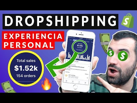 ✅ DROPSHIPPING - MI EXPERIENCIA PERSONAL [100% REAL]