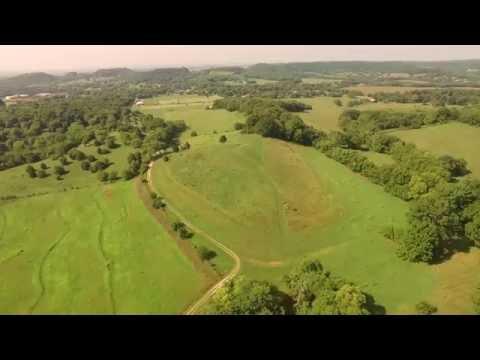 Preservation Park Aerial Footage