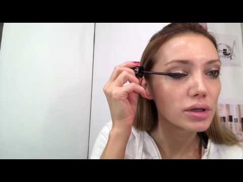 Макияж при помощи косметики Estée Lauder & Victoria Beckham