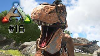 MIT ECHO AUF DIE JAGD - Let's Play ARK Survival Evolved #16 | Indie Game