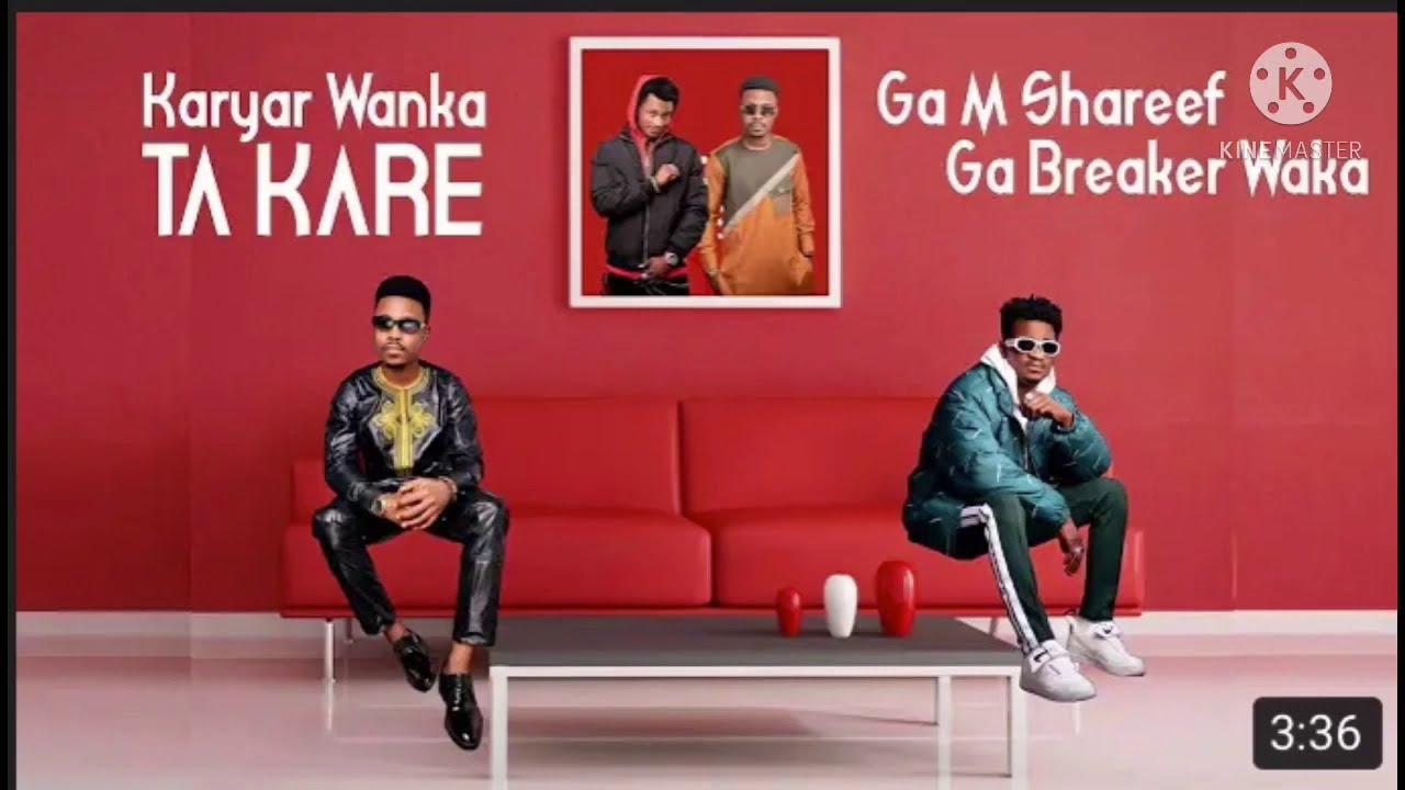Download Wayafi iya wanka Hamisubreaka da Umar m shareef (official 2021)