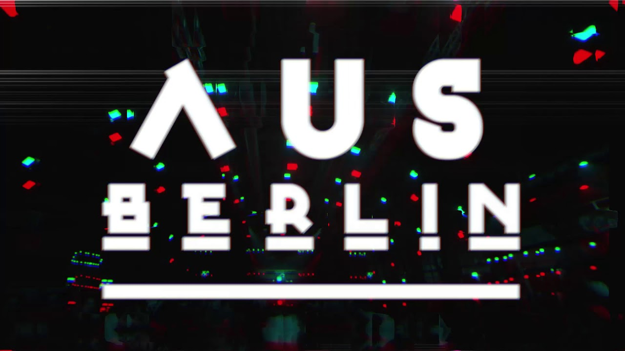 Aus Berlin Festival 2017 - Line-up trailer