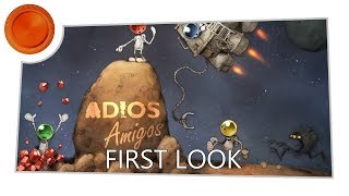 Adios Amigos - First Look - Xbox One