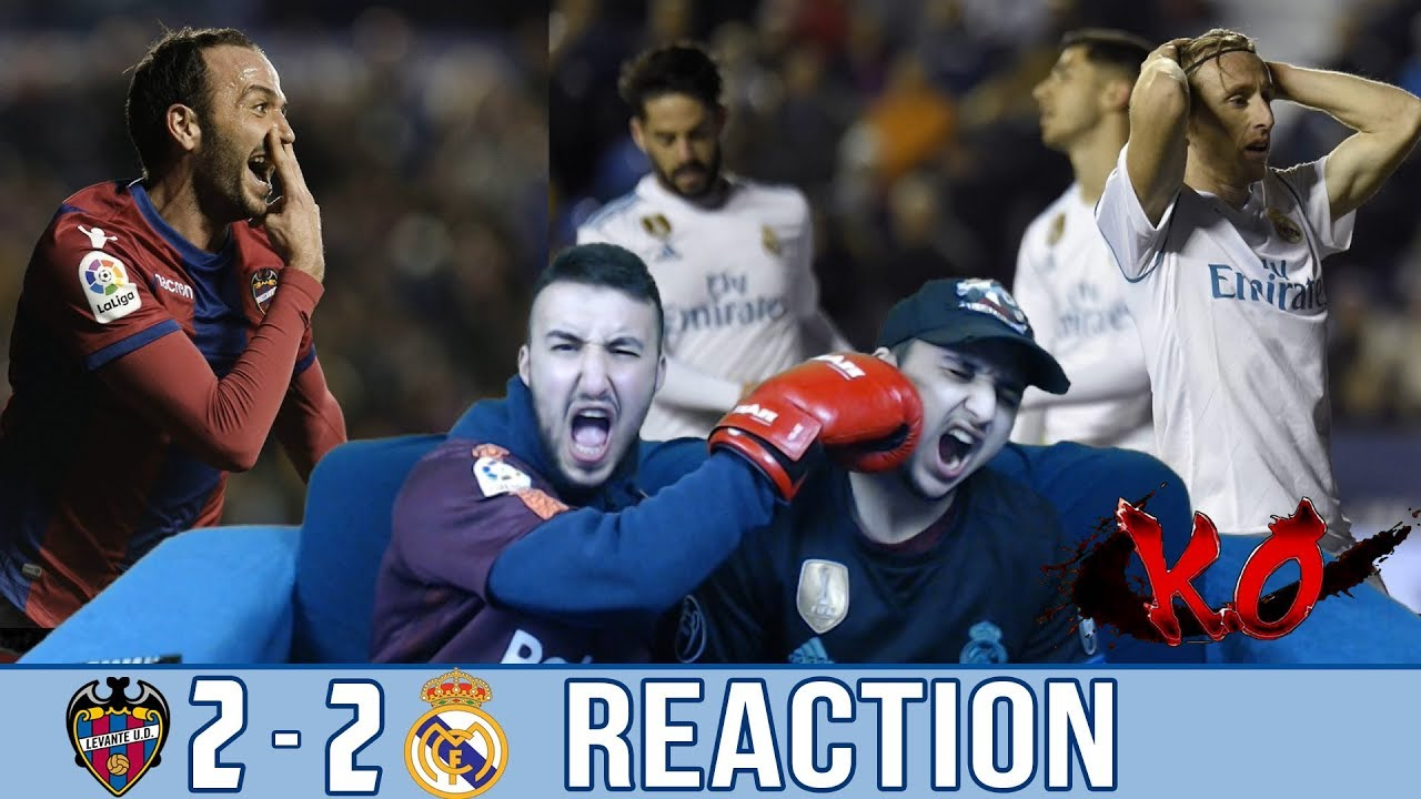 Download REAL MADRID WHAT IS THIS ?!?!?!? | Levante 2-2 Real Madrid | REACTION / REACCIONES