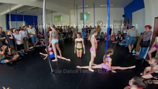 Pole Dance Teens - Elite / Závěrečný Večírek / Jarní Semestr 2018 / SCHOLA ARTIST
