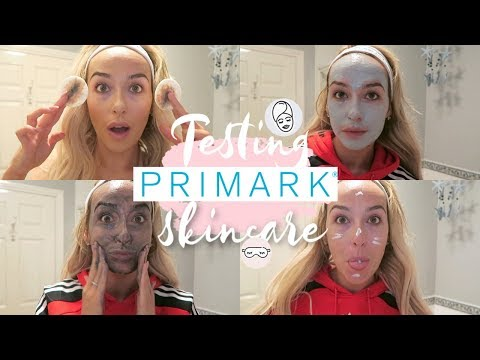 TESTING PRIMARK SKINCARE FOR TWO WEEKS, HERES WHAT HAPPENED! thumbnail