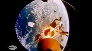 Archival Titan II Launch Vehicle Staging Video in Color