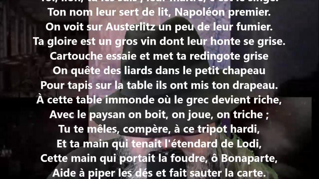 Lexpiation Vii Victor Hugo Lu Par Yvon Jean Youtube