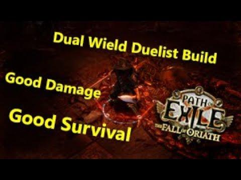Path Of Exile Build   Duelist Dps