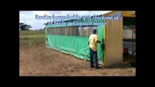 Small Chicken House Paid For With Government Grant