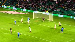 Billy McKay Goal, Celtic 0-1 Inverness CT, 24/11/2012