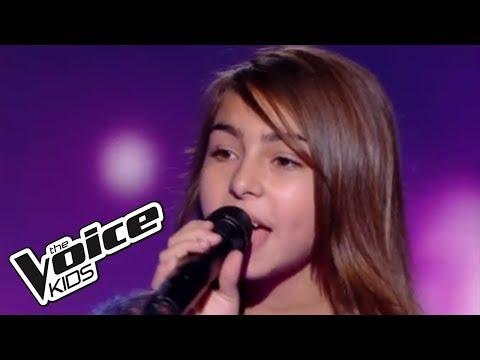 Éblouie par la nuit - Zaz  | Carla | The Voice Kids 2014 | Finale
