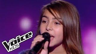 The Voice Kids 2014 | Carla - Éblouie par la nuit (Zaz) | Finale