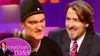 Quentin Tarantino On Avoiding CGI and Exploitation Movies | Friday Night With Jonathan Ross