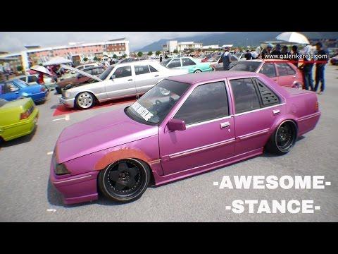 The Purple Saga Iswara Stance Cambergang | Mega Gathering 2K16 | Closeup Video