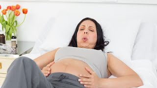 Готовимся к родам. Техника дыхания