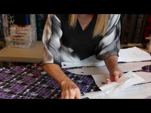 Sewing Tutorial - Elie Tahari Top