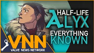 Everything Known From the Half-Life: Alyx Interview