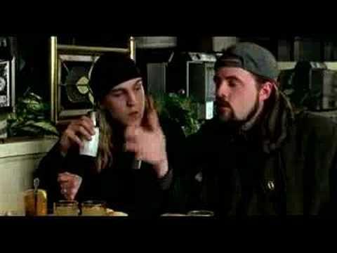 Chasing Amy - Silent Bob speech