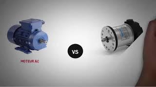 Différence entre le moteur à courant continu et le moteur à courant alternatif