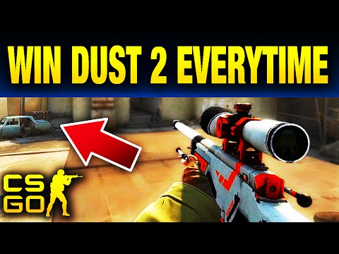 Top 10 CS:GO Tips To Win Dust 2 Every Time