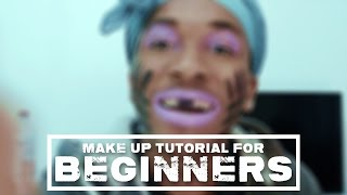 MAKE UP TUTORIAL FOR BEGINNERS with Sade