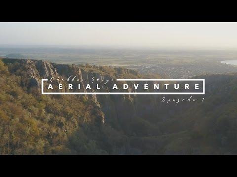 Cheddar Gorge // Aerial Adventure // Episode 1 // Somerset // Drone 4K