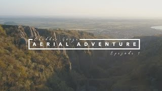 Cheddar Gorge // Aerial Adventure // Episode 1 // Somerset // Drone 4K